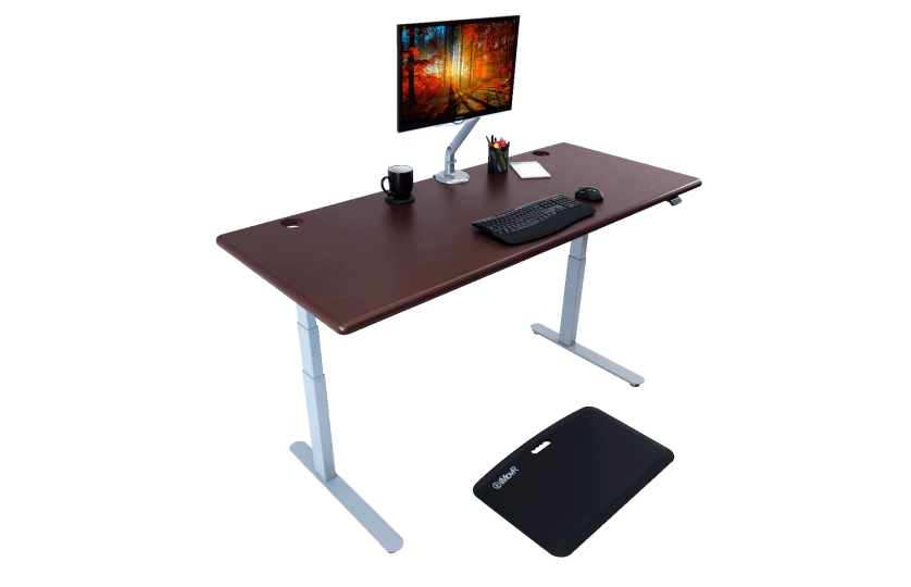 iMovR Small Lander Standing Desk from Active Goods Canada