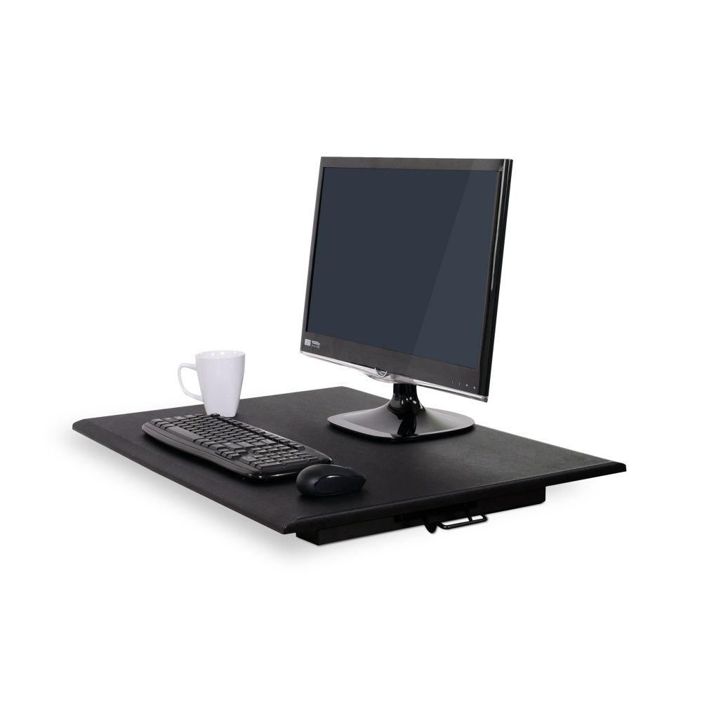 Luxor height-adjustable desktop converter from Active Goods Canada