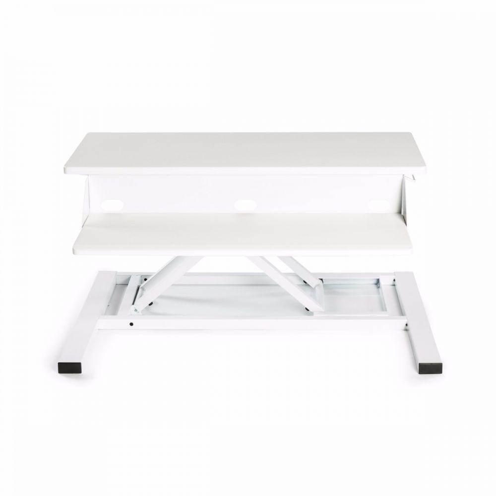 Luxor desktop converter standing desk from Active Goods Canada