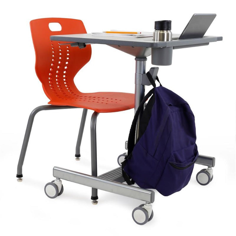 Classroom sit-stand desk from Active Goods Canada.
