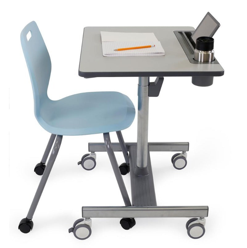 Ergotron LearnFit® SE2 Sit-Stand Desk from Active Goods Canada.