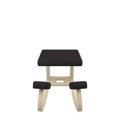 Varier Variable ergonomic Active Stool from Active Goods Canada- black