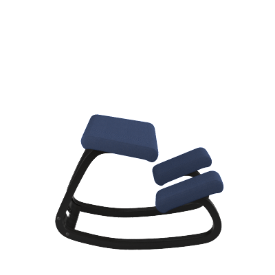 Varier Variable balans ergonomic Active Stool from Fitneff Canada - blue