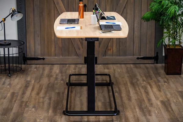 Electric sit-stand conference table Luxor Fitneff Canada