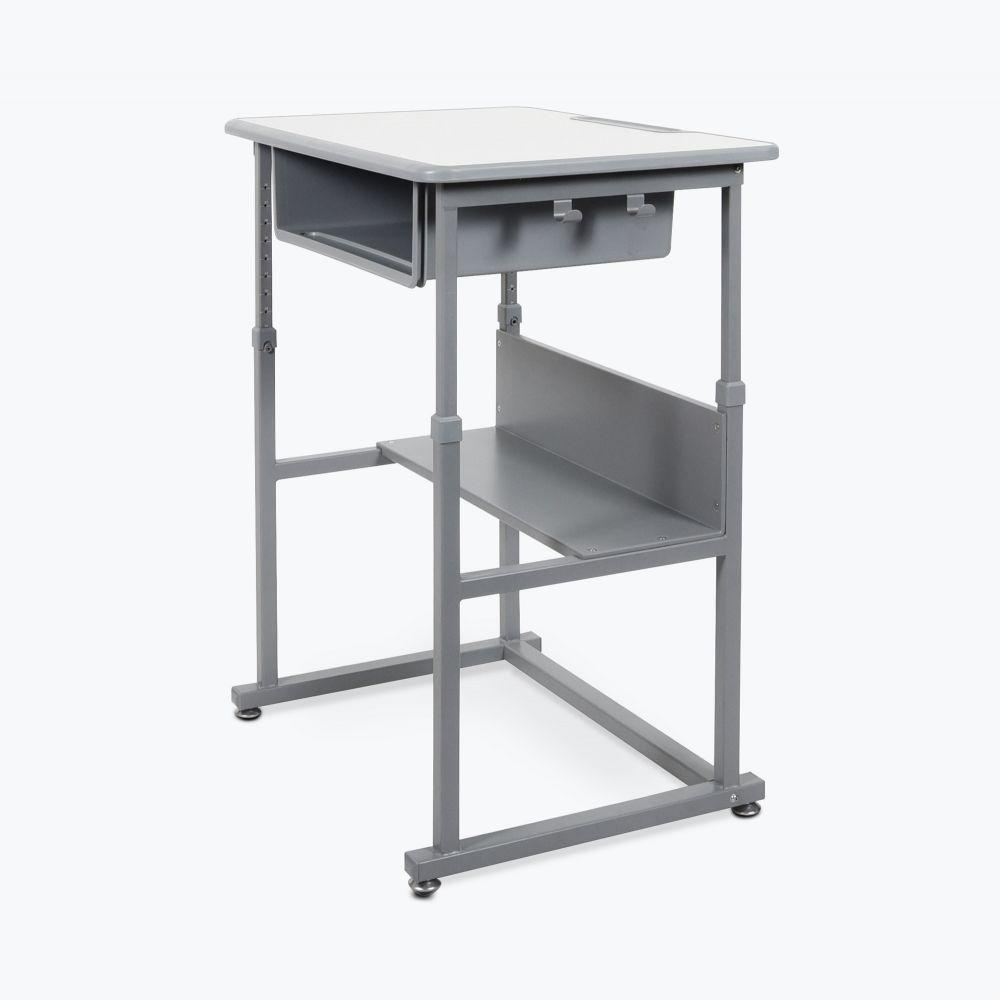 Luxor Manual Adjustable Student Desk from Fitneff Canada