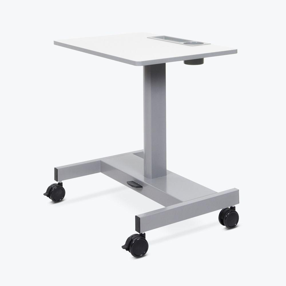 Luxor height-adjustable mobile student standing desk from Active Goods Canada