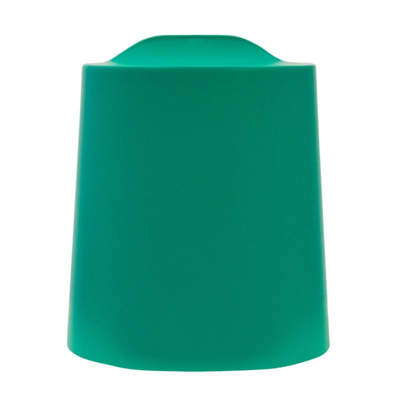 Jade Green Luxor TailFin Plastic Stackable Stools from Active Goods Canada
