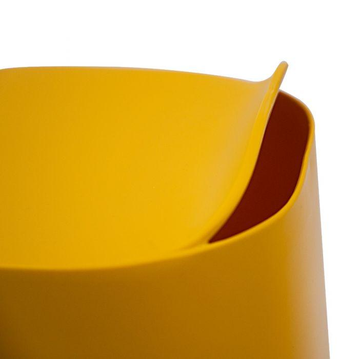 Tail Lip Luxor TailFin Plastic Stackable Stools from Fitneff Canada