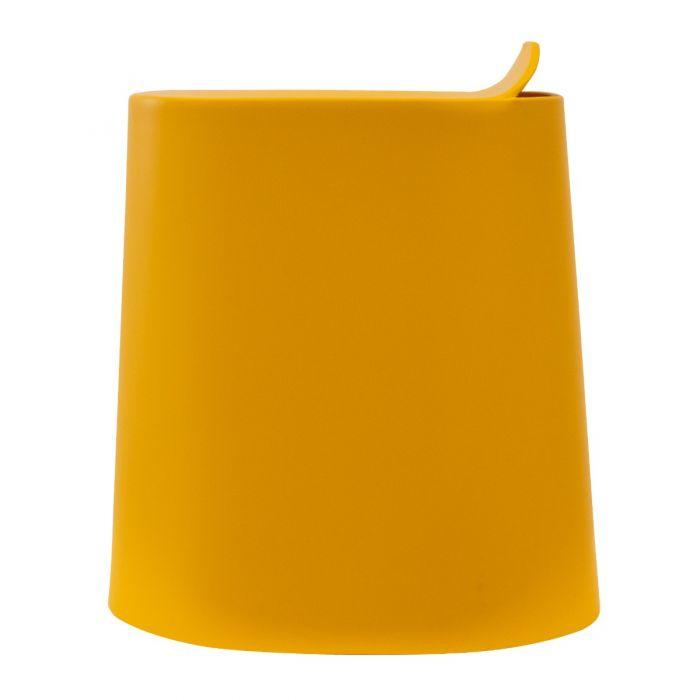 Luxor TailFin Plastic Stackable Stools from Active Goods Canada - side view
