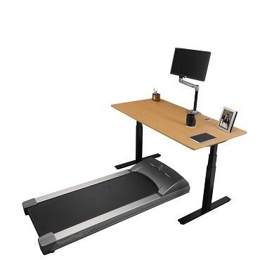 Thermo Tread GT with Sit-Stand Desk from Active Goods Canada