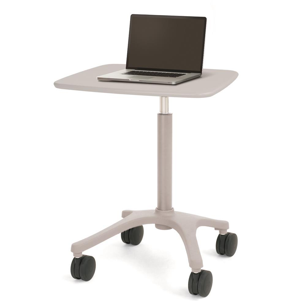 Ergotron Zido, Adjustable-Height Cart, 22 inch, Light Duty