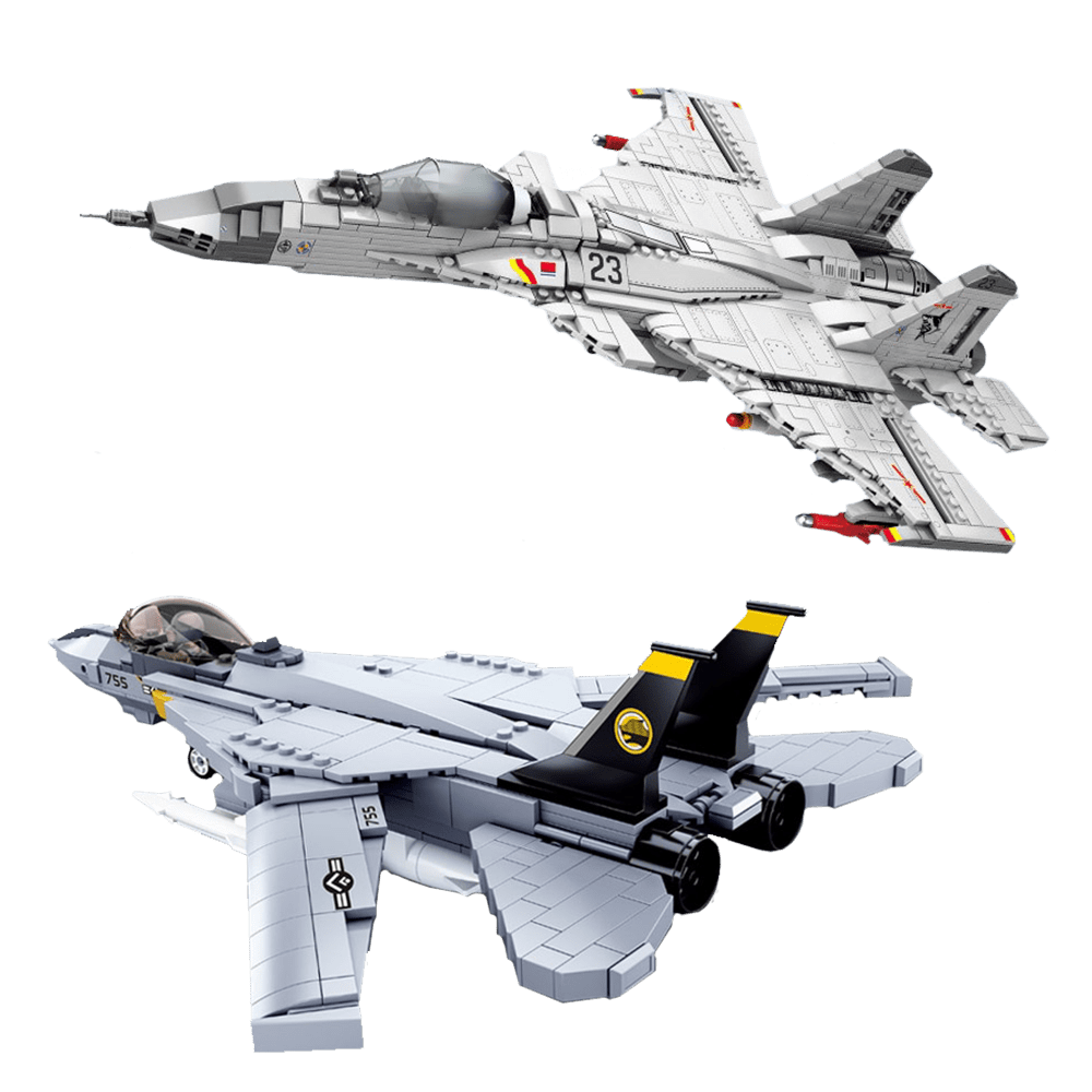 Shenyang J-15 and Grumman F-14 Aircraft