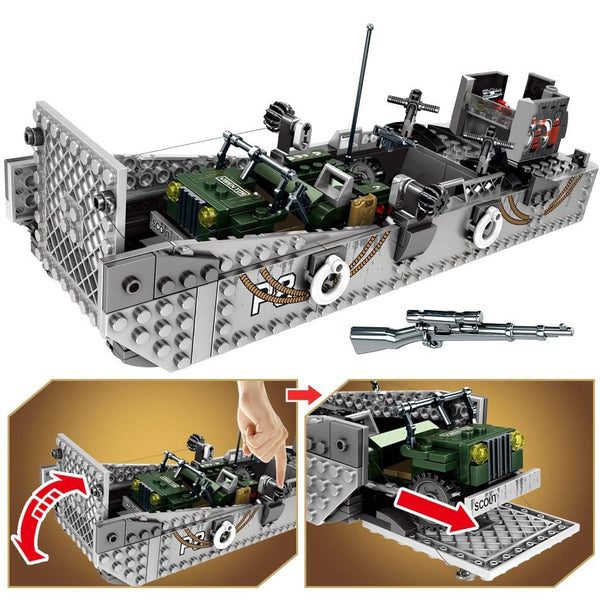 LCM3 Landing Craft