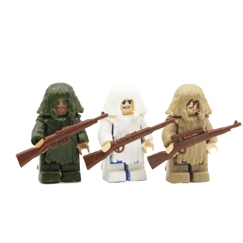 Full-Body Ghillie Suits