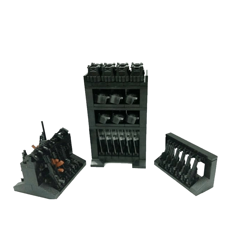 Gear & Rifle Racks