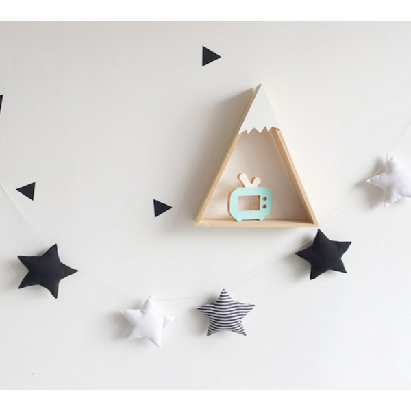 Baby and children's Nordic star Wall hanging - NotInTheMalls