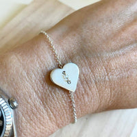Heart Bracelet - NotInTheMalls