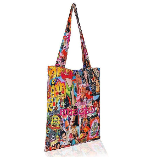 Trippy Kitschy Tote Bag - NotInTheMalls