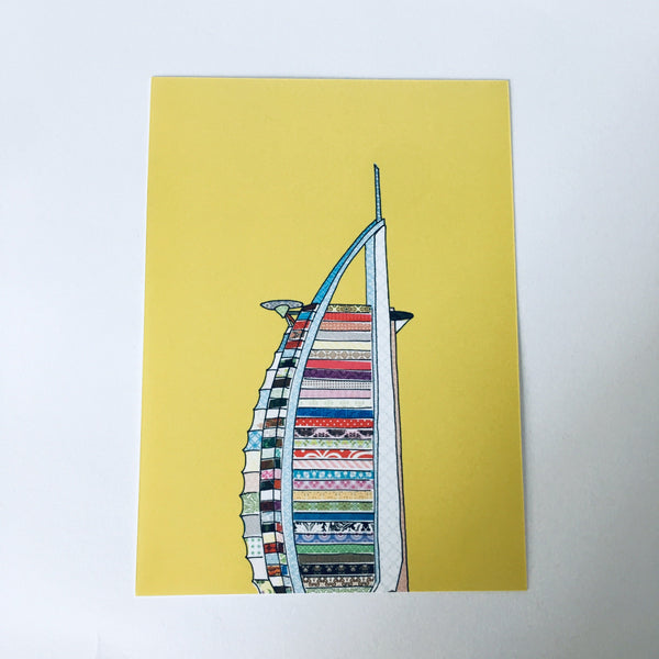 "5""x7"" Dubai Inspired Prints - unmounted, unframed - NotInTheMalls"