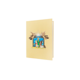 Nativity Pop Up Card - NotInTheMalls