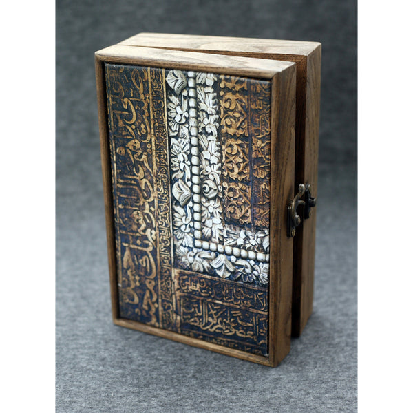 """Vintage Door"" Handmade Ash Wood Box - NotInTheMalls"