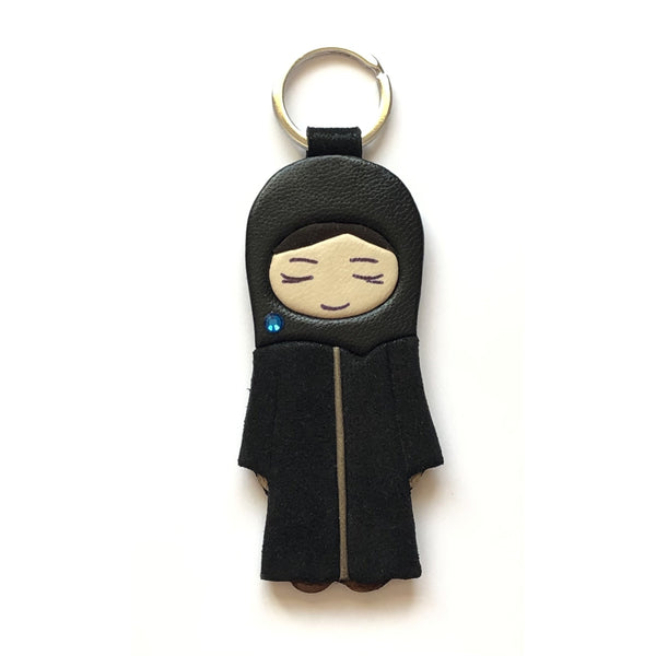 Arabic Lady Keychain - NotInTheMalls