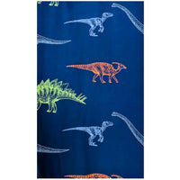 Collard and Button down Pyjamas - Blue Dinosaur - NotInTheMalls