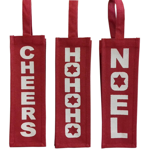 Christmas Bottle Bags - NotInTheMalls