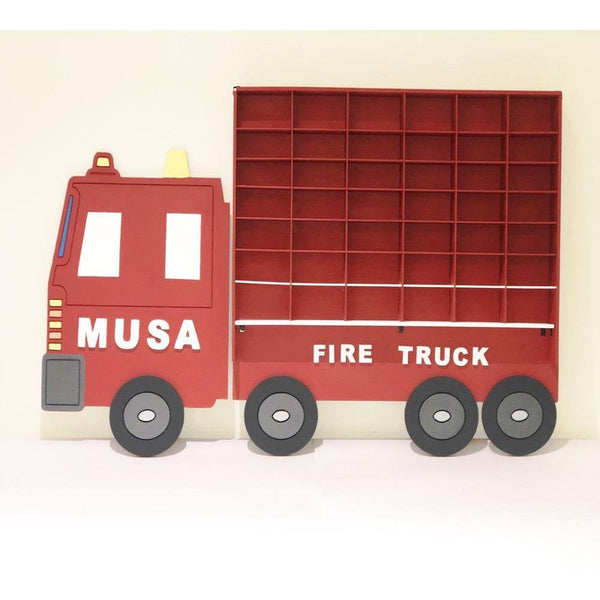 Children's Fire truck Car Storage - NotInTheMalls