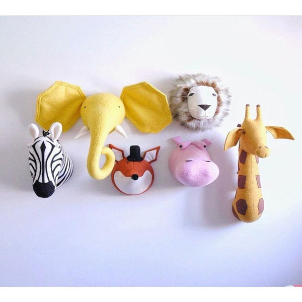 Stuffed Animal Decorative wall hanging - NotInTheMalls