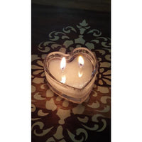 Heart Tealights