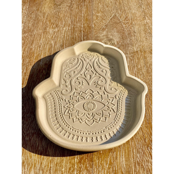 Hand of Fatima trinket dish - NotInTheMalls