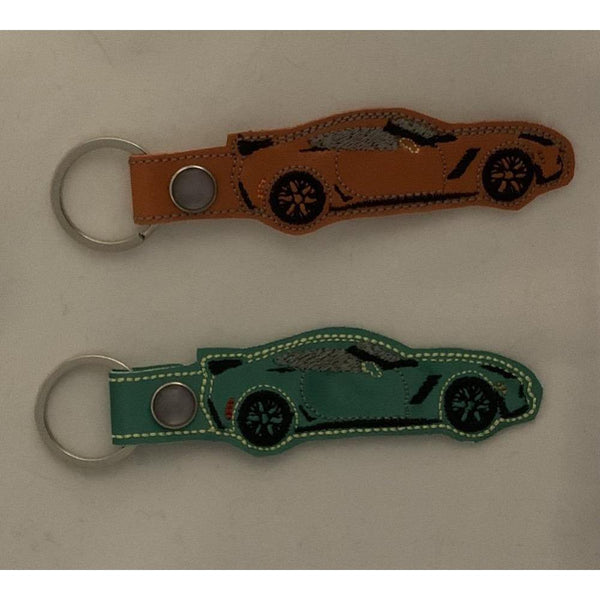 Car Leather Keyring - NotInTheMalls