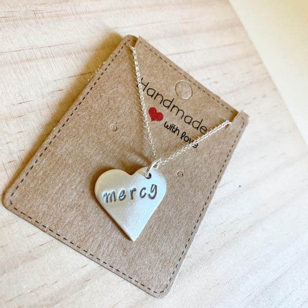 Personalised Heart Necklace - NotInTheMalls