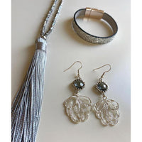 Silver Themed Gift Set