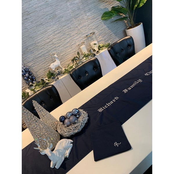 Personalised Christmas Table Napkins - NotInTheMalls