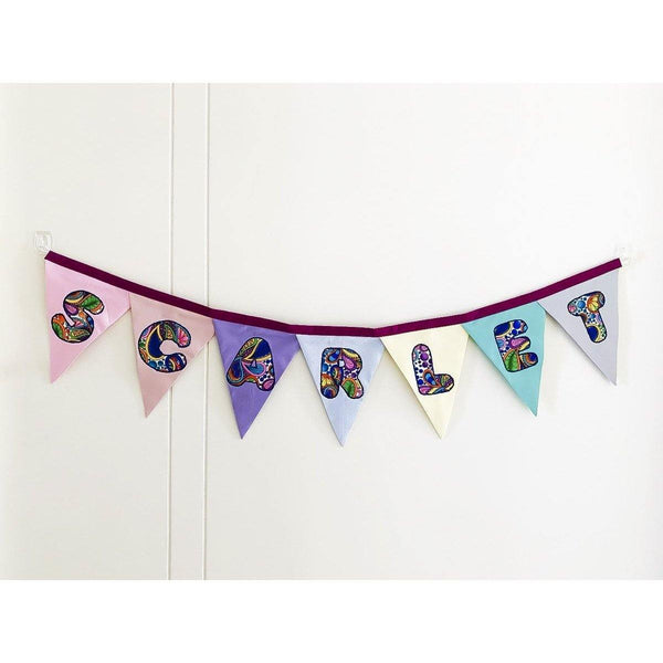 Personalised Bunting - NotInTheMalls