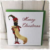 Pack of 6 Handmade Christmas Cards - NotInTheMalls
