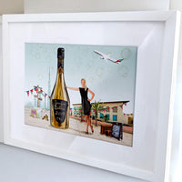 Personalised Bubbles Dubai or Abu Dhabi, Artwork - NotInTheMalls