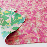 Green and Pink Furoshiki Fabric Gift Wrap - NotInTheMalls
