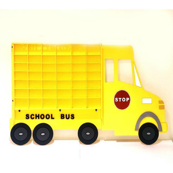 School Bus Car Storage - NotInTheMalls