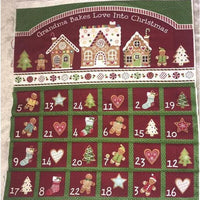 Fabric Advent Calendar - NotInTheMalls
