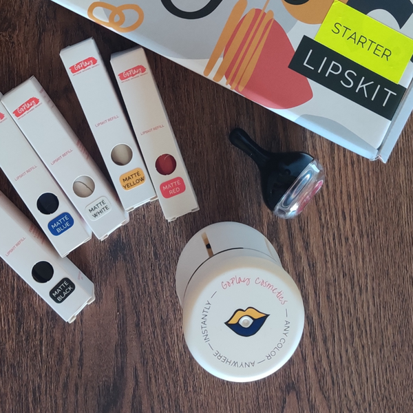 Starter LIPSIT - Custom Blend Your Own Makeup