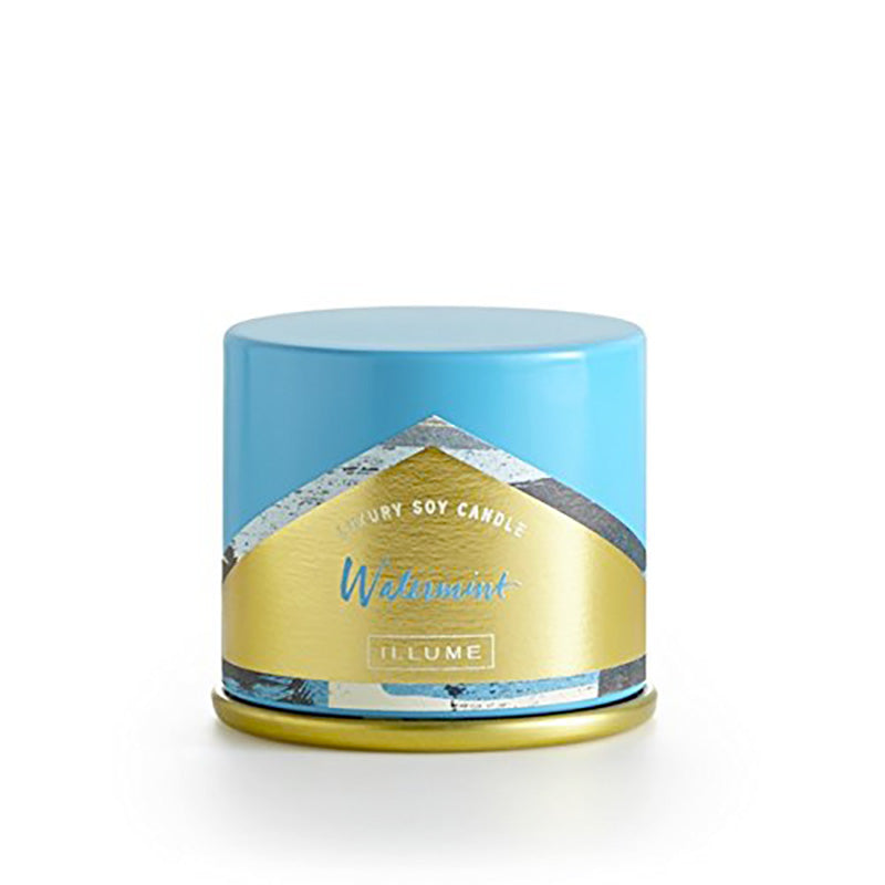 Demi Vanity Tin Watermint - Home Basics Panamá