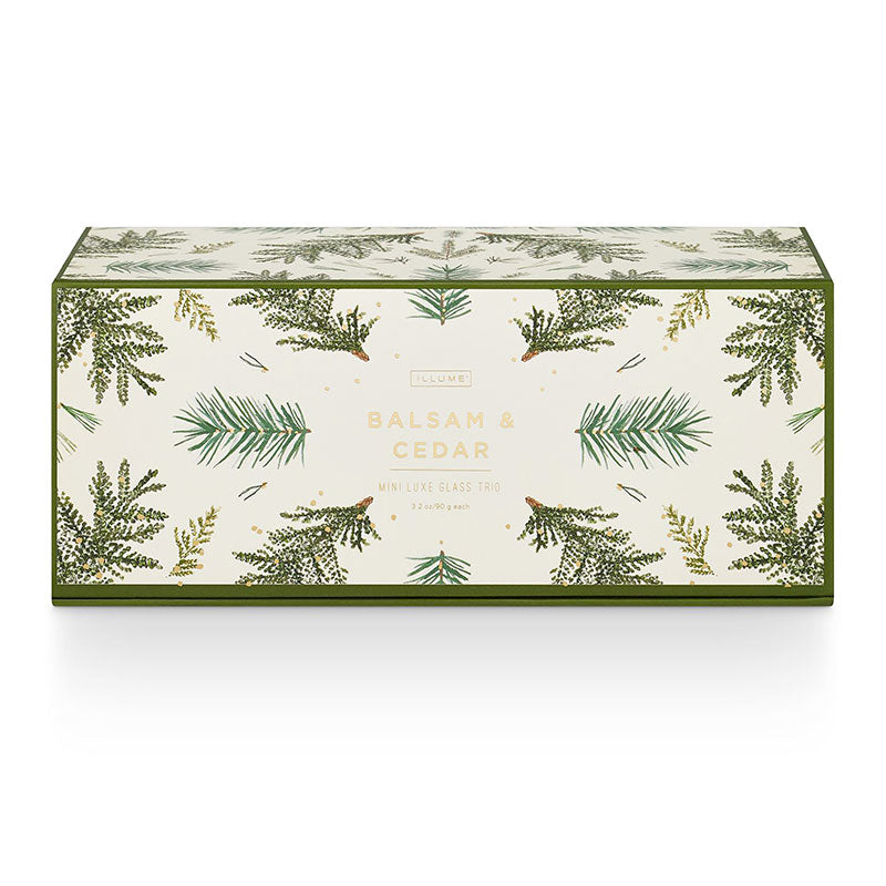 Balsam Noble Holiday Gift Set - Home Basics Panamá