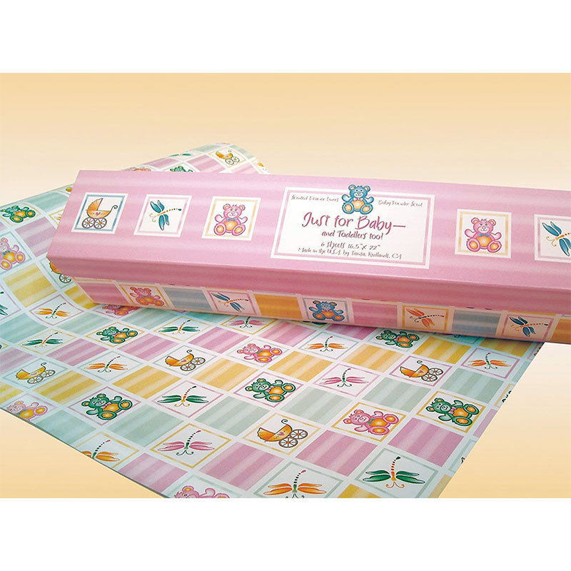 Scented Drawer Liner - Home Basics Panamá