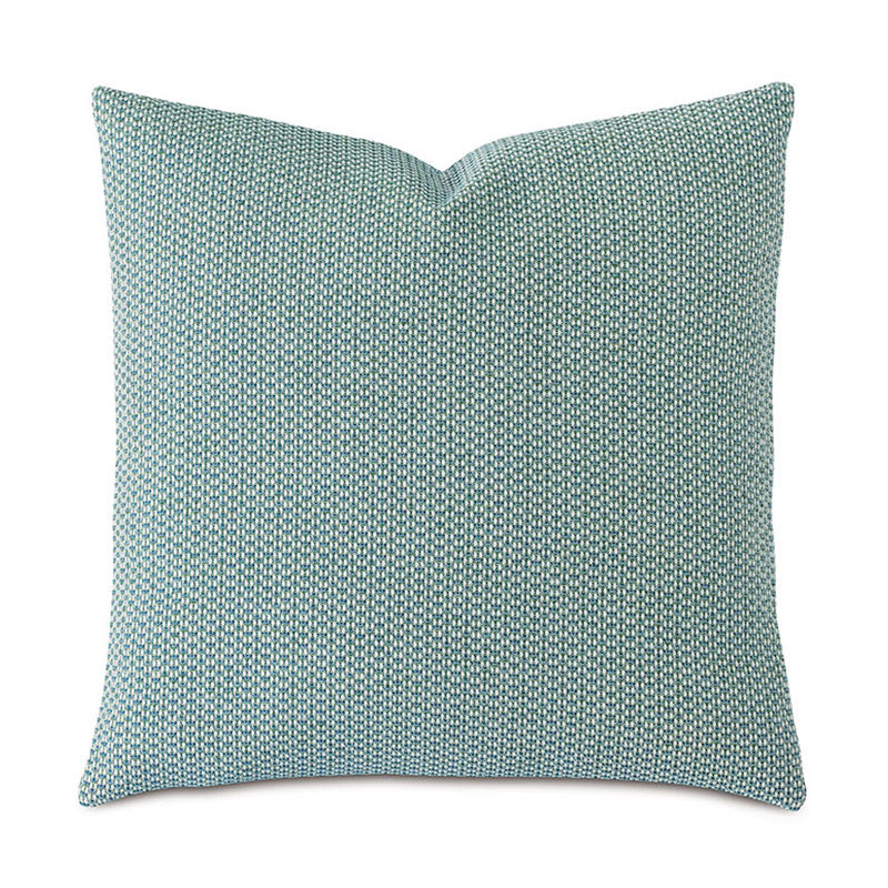Twin palms Textured Pillow - Home Basics Panamá