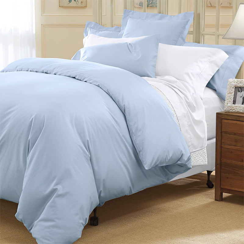 Sateen Duvet Cover - Home Basics Panamá