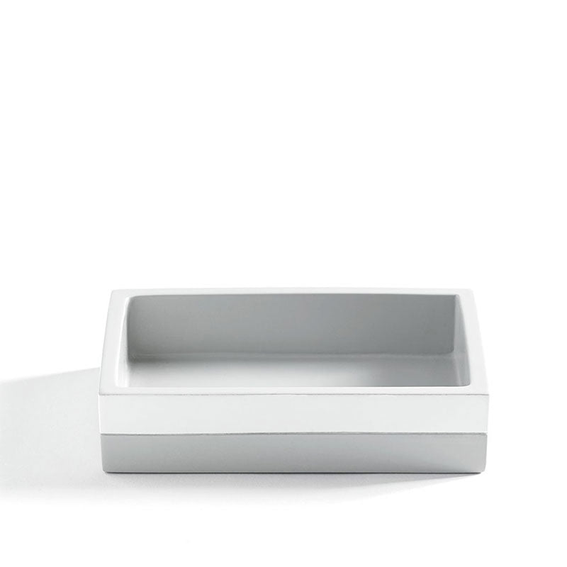 Cabana White Soap Dish
