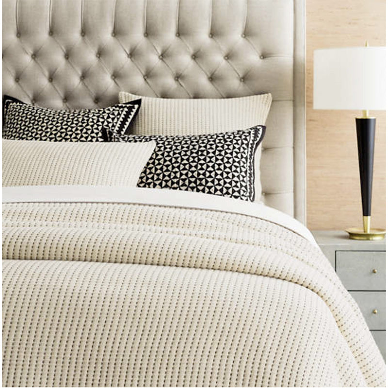 Pick Stitch Coverlet